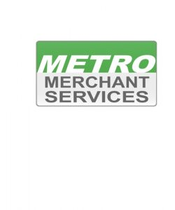 We're pleased to announce our new partnership with Metro Merchant Services!