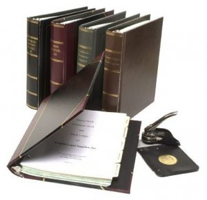 Deluxe Corporate Kit with contents and various colors available